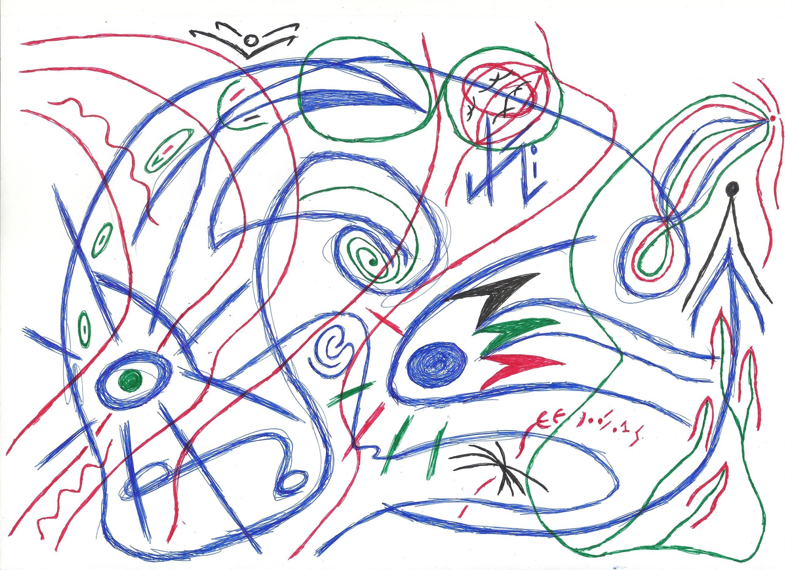 Психография. День из жизни подписчика